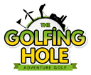 The Golfing Hoal Logo