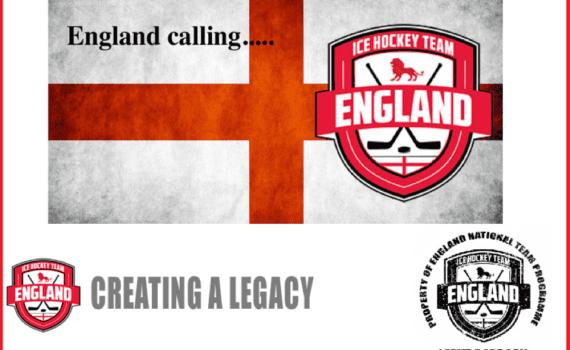 England Ice Hockey Team
